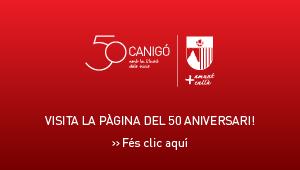 Visita la pàgina del 50 aniversari de Canigó